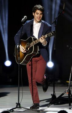 Darren performing at Obama's Inauguration 19th of January 2013