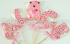 Biscoitos Decorados Urso