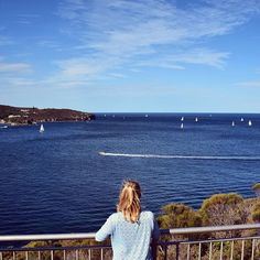 Counting boats at Sydney Harbour National Park. ⛵️⛵️⛵️ #sydney #australia #australiagram #downunder #travel #traveling #travelblog #picoftheday #photooftheday #instadaily #ig_australia #bestoftheday #ocean #sea #shoreline #boats #nationalpark #viewpoint #trip #wanderlust #placetobe #placetovisit #igsydney #igtravel #ships #holiday #panorama