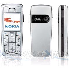 Nokia 6230. I had this phone.