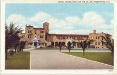Hotel Indialantic 1920s