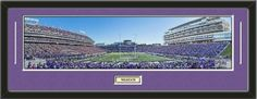 NCAA- Kansas State Wildcats - Bill Snyder Family Football Stadium Framed Panoramic With Team Color Double Matting & Name plaque Art and More, Davenport, IA http://www.amazon.com/dp/B00HEB6XSG/ref=cm_sw_r_pi_dp_QygFub10VY1J2