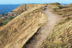 Gravel Path on Suomenlinna Ridges Gravel Path, Canvas Prints, Framed Prints, Wood Print, Paths, Country Roads, Wall Art, Beach, Gravel Pathway