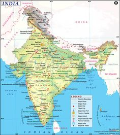 India, the 7th largest country in the world and home to more than 1.2 billion people. Explore bWise India!