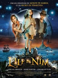 Film L'île de Nim streaming en streaming vf