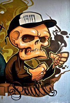 Graffiti 2145 by cmdpirxII on DeviantArt