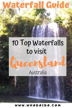 10 of the Best Waterfalls to Visit on the Atherton Tablelands, North Queensland, Australia ⋆ Who do I do - 10 of the best waterfalls to visit on the Atherton Tablelands, North Queensland, Australia - WhodoIdo: Follow our self-drive tour of the waterfall circuit to see our top waterfalls in the Atherton Tablelands. Take in the views from the pretty Mungalli Cascades to dipping your toes in the swimming hole at Millaa Millaa Falls. | #whodoido #chasingwaterfalls #australiatravel #topwaterfalls #t Romantic Destinations, Romantic Travel, Travel Destinations, Travel Pictures, Travel Pics, Travel Ideas, Weekend City Breaks, Atherton Tablelands, Australia Travel Guide