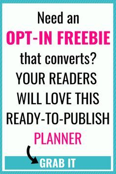 Email marketing. Want to grow your email list but struggling to create an awesome freebie o offer to your readers? You can start building your list today, grab this Done-For-You opt-in Planner that your readers would love to have. This opt-in planner is ready-to-publish and comes with a Lead-Generating opt-in Page, 20 social media packs and e-cover sets. You will have everything you need to get your readers on your email list. #emailmarketing #optin #freebies #PLR #blogging #emaillist aff link Email Marketing Design, Email Marketing Strategy, Internet Marketing, Affiliate Marketing, Make Money Blogging, Make Money From Home, Make Money Online, How To Make Money, Email List