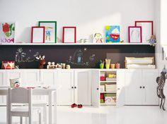 Wohnproblem 9: Kinderzimmer für jedes Alter gestalten