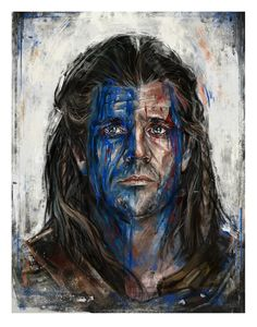 William Wallace - Braveheart on Behance