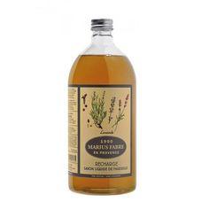 Jabón líquido de Marsella a base de aceite de oliva con esencia de Lavanda. Desde 1900 la jabonería Marius Fabre elabora jabones de Marsella de forma tradicional. Sin colorantes ni detergentes. En env...