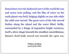 I Hate Lord of the Flies by William Golding   Lord of the Flies William Golding