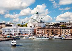 Toledo Express flies to over 20 international destinations on American Airlines, including Helsinki, Finland! Here's an A to Z Guide to Helsinki. Book your tickets today and discover Finland! Finland Trip, Finland Travel, Oh The Places You'll Go, Places To Travel, Places To Visit, Oslo, Cheap Flights To Europe, Baltic Cruise, Virgin Gorda