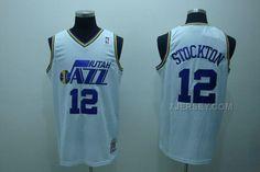 http://www.xjersey.com/jazz-12-john-stockton-white-jerseys.html Only$34.00 #JAZZ 12 JOHN STOCKTON WHITE JERSEYS #Free #Shipping!