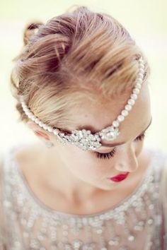 Love this forehead band