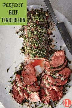 We take a 3-step, 5-ingredient approach to the best holiday roast. Achieve a perfect beef tenderloin recipe by keeping the beef juicy and creating a great crust. | Cooking Light