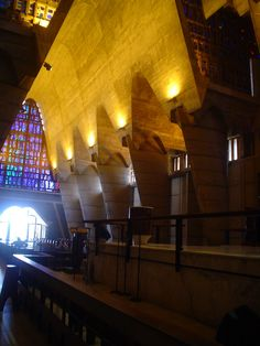 Interior Basílica de Higuey. Foto de 2005, by Nancy