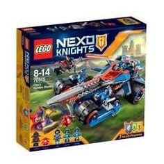 LEGO Nexo Knights Clay's Rumble Blade - 70315
