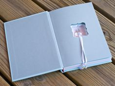 DIY Ring Bearer Book (interior)