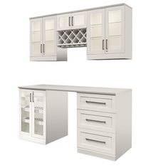 NewAge Products 6 Piece Shaker Style Home Bar   Wayfair
