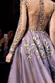 chiffonandribbons:  Valentino Couture S/S 2014