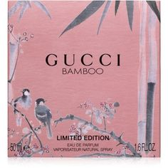 GUCCI BAMBOO Limited Edition Eau de Parfum Spray, 1.6 oz - Shop All... ❤ liked on Polyvore featuring beauty products, fragrance, edp perfume, gucci, spray perfume, eau de perfume and eau de parfum perfume