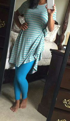LuLaRoe Carly styling idea!