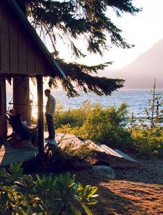 Lakeside.