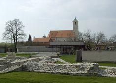Ancient Roman Gerulata, Bratislava, Slovakia