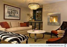 Veranda House Modern Living Room