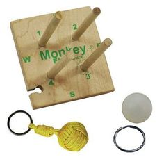 Paracord Knots, Rope Knots, Paracord Bracelets, Paracord Keychain, Monkey Fist Keychain, Monkey Fist Knot, Paracord Projects, Macrame Projects, Parachute Cord Crafts