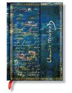 Paperblanks 12-Monatskalender 2020 Mitternachtsstahl |Tages/überblick Ultra 230 x 180 mm