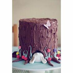 Un gâteau en chocolat original pour Pâques