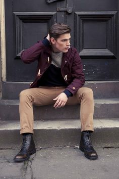 MENS FASHION Trends - MARIE MAY STLYING