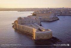 Castello di Maniace, Isola di Ortigia - Siracusa