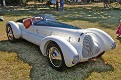 1931. Alfa Romeo Gran Sport Spider Corsica.