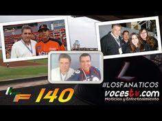@VOCESTV_1 #LOSFANATICOS 140 #BEISBOLVTV
