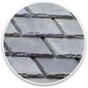 Faux Slate Roofing Material Bellaforte Synthetic Slate