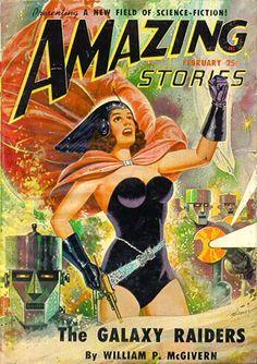 Amazing Stories (Feb 1950)