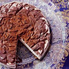 Yummy Bailey's Cheesecake