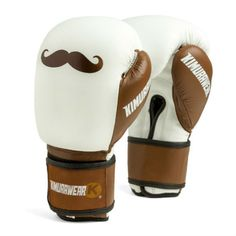 Kimurawear - Movember 16 oz Boxing Gloves Limited Edition