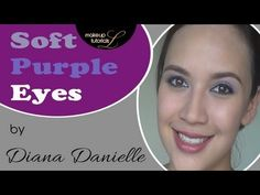 Hi beauties! This makeup tutorial is for an easy soft look. Colorful and happy purple on the lids and dark red/purple on the lips. Great for any occasion eve. Soft Purple, Red Purple, Makeup Tutorials, Dark Red, Lips, Colorful, Happy, Beauty, Ser Feliz
