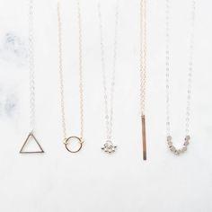 Minimal Everyday Jewellery