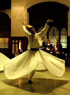 Dance yourself dizzy on the streets of Konya… The Whirling Dervishes Festival is one of the world's most intriguing sights, a mesmerising spectacle of dizzy twirling. The ritual whirling is an act of love and a performance of faith for the Sufi arm of Islam.