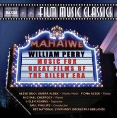 RTE National Symphony Orchestra - Perry: Music for Great Films of The Silent Era