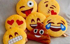 Olhar Digital: Com almofadas de emojis, amigos já ganharam mais de R$ 1 milhão