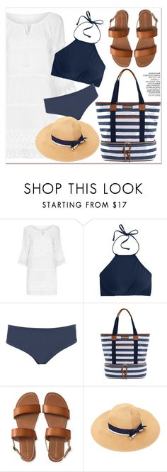 """""""# I/26 Poppy & Peonies"""" by lucky-1990 ❤ liked on Polyvore featuring ELIZABETH HURLEY beach, J.Crew and Aéropostale"""