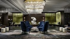 The Gwen, Chicago - Lobby