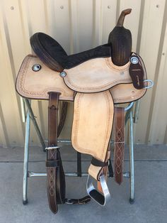 CSB 534 Corriente Barrel Saddle - Another! Barrel Racing Saddles, Barrel Saddle, Horse Saddles, Horse Tack, Equestrian Boots, Equestrian Outfits, Equestrian Style, Western Boots, Equestrian Fashion