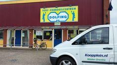 De website van Voordeelcentrum Dolfing is weer bijgewerkt. Neem snel een kijkje op: http://koopplein.nl/middendrenthe/bedrijven/voordeelcentrum-dolfing  Nieuw bij Voordeelcentrum Dolfing: bestel een voorproefje voor je eigen muur! Kleur moet je zien en beleven! Bestel je semppel online.